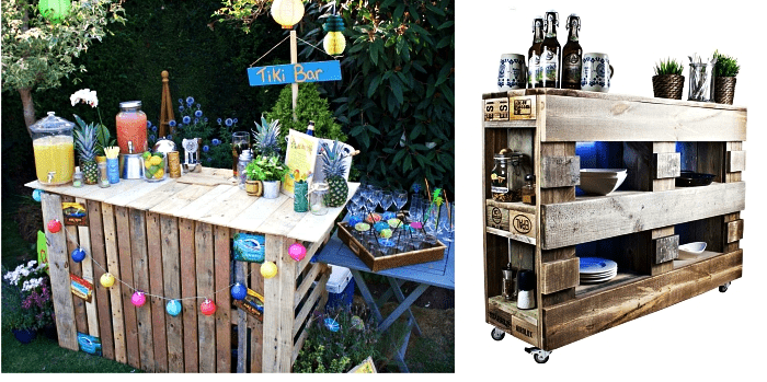 DIY projects for outdoors and indoors